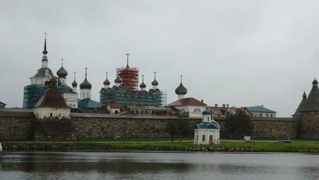 Соловецкий монастырь, цены летом 2013